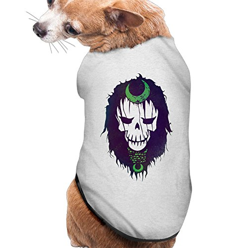 VOLTE Enchantress Suicide Film Squad Task Comic Force X Character Logo Fashion Pet Tank Top M (Suicide Squad Enchantress Costume)