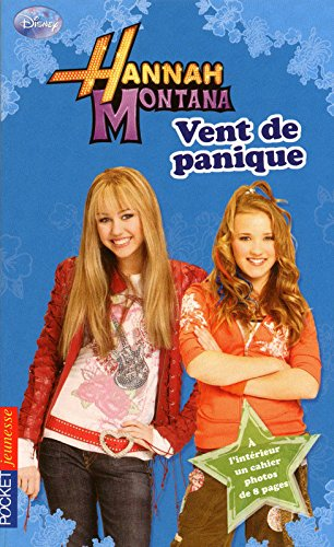 Hannah Montana T13 Vent Paniq (Hannah Montana (Perfection Learning)) (English and French Edition) - McElroy, MS Laurie