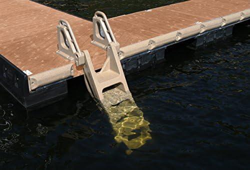 Techstar Plastics 5 Escalera Paso Escalera de Polietileno Moldeado Dock: Amazon.es: Deportes y aire libre
