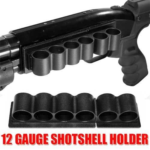Trinity Universal Shell Holder For 12 Gauge Pump Shotguns. Mossberg 500, Remington 870.