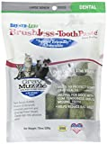Ark Naturals Ark-4710071-1 Brushless Toothpaste Gray Muzzle Friendly Chewable Dental Treats for Dogs - 7.8 oz