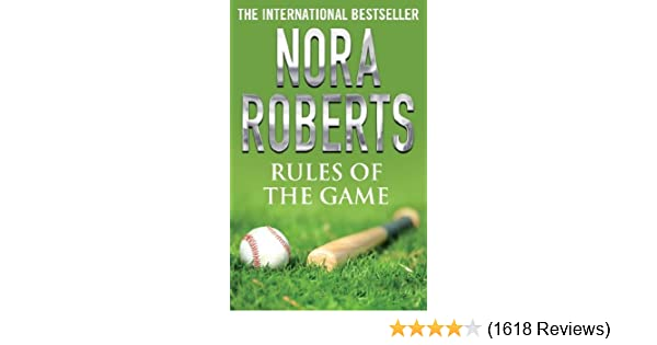 Rules Of The Game Kindle Edition By Nora Roberts Contemporary