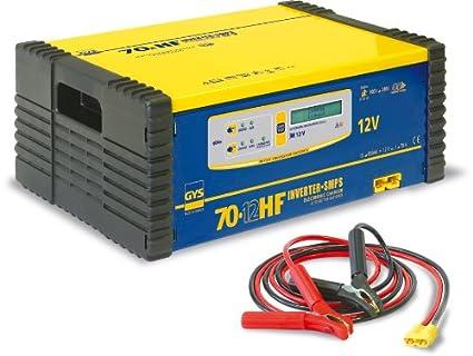 Inversor cargador de batería de coche y camiones de hasta ...