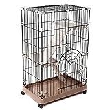 Favorite 3-Tier Standard Cat Metal Crate Cage, Single Door, 29