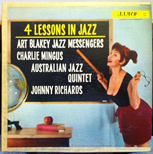 art-blakey-charlie-mingus-4-four-lessons-in-jazz-vinyl-record