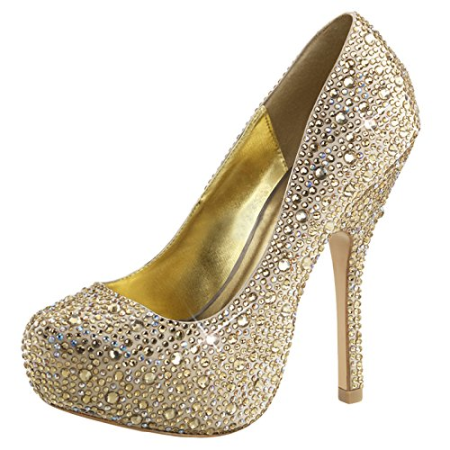 Fabulicious - Always in the Spotlight plateu Pumps Felicity-20