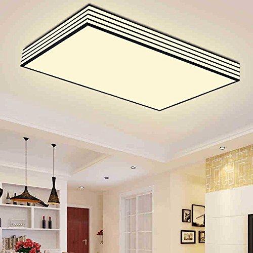 CLG Fly Plafonnier LED salon lampe lumière d\'ambiance ...