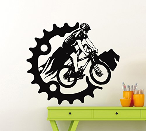 mountain bicycle building - 9
