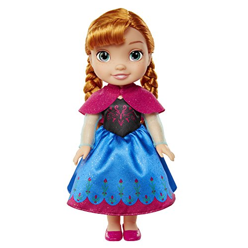 Frozen Disney Toddler Anna Doll