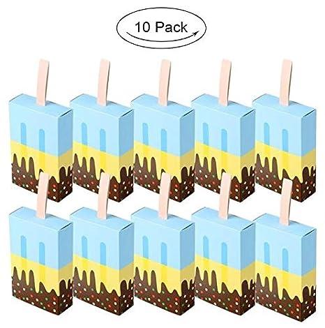 SMHILY 10 Unids Helado Caramelos Cajas de Regalo Caja de ...
