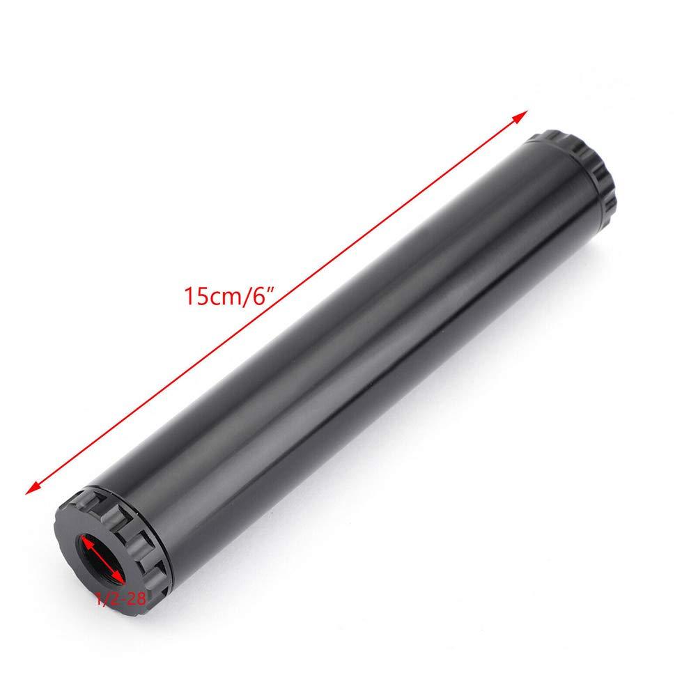 Eshylala Black 1//2-28 Car Fuel Solvent Filter for Napa 4003//WIX 24003 Auto Part