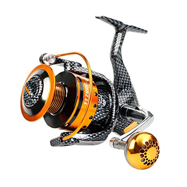 Fly Ice Fishing Reel 1+1BB Saltwater Reels Freshwater Tackle Spinning Reels New