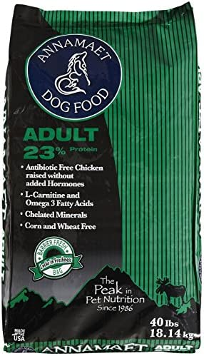 Annamaet 23 Adult Dog Food – 40 Lb
