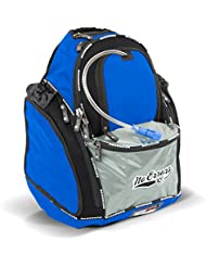 The NO ERRORS TOP PICK 2 bat holder Backpack and built in hydration system. One of the nicest equipment bags you...