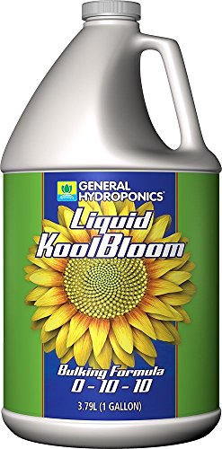 General Hydroponics Liquid KoolBloom for Gardening, 1-Gallon ()