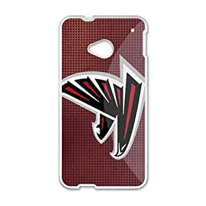 DAZHAHUI Atlanta Falcons Brand New And Custom Hard Case Cover Protector For HTC One M7 by icecream design
