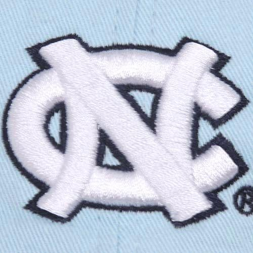College Dog Cap Team: University of North Carolina, Size-See Size Chart Below: X-Small (4'' H x 4'' W x 1'' D)