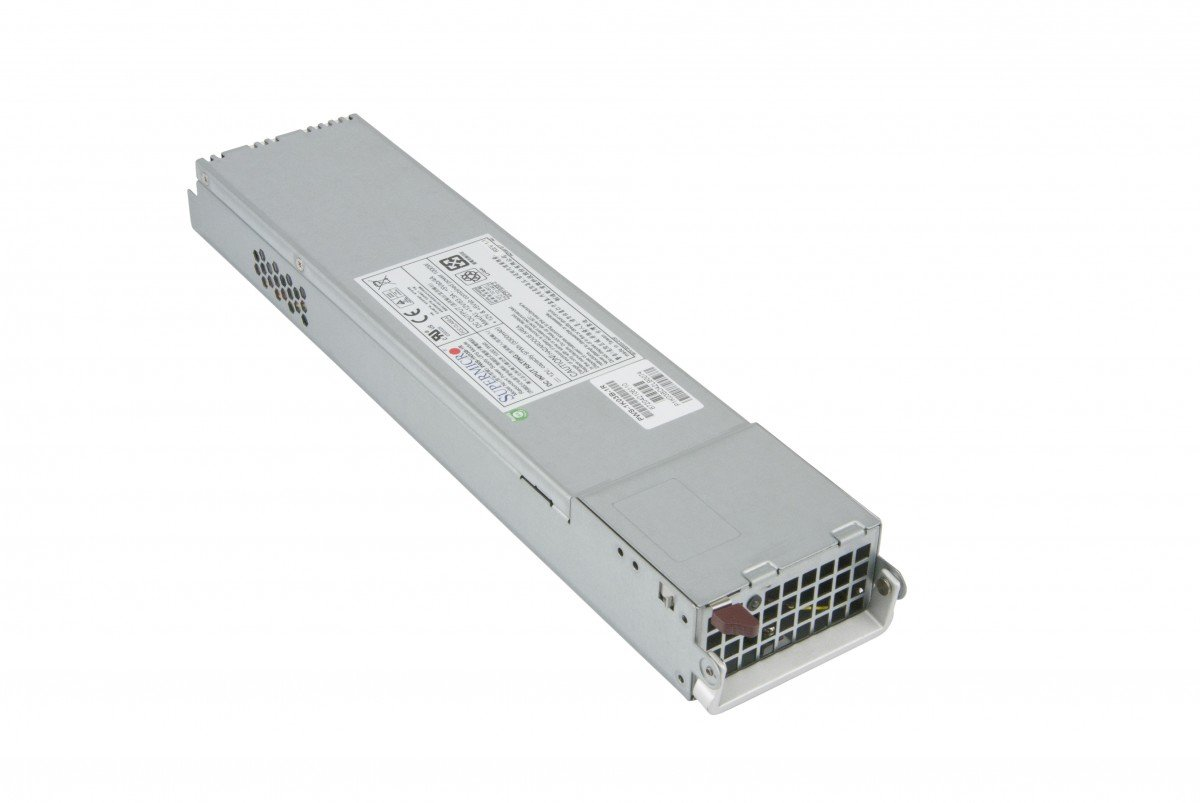 Supermicro PWS-1K03B-1R 1KW DC BATTERY BACK UP POWER SUPPLY by Supermicro (Image #1)