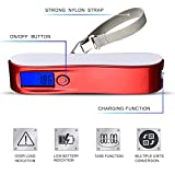Hochoice Chargable Luggage Scale 2600mAH Portable