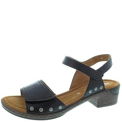 Jenny by ara Aruba Sandalette schwarz: : Schuhe