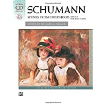 Schumann - Scenes from Childhood: Book and CD