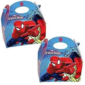 Marvel 4 Cajas de Regalo de cartón * Ultimate Spiderman ...