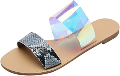 Quealent Sandals for Women Wide Width