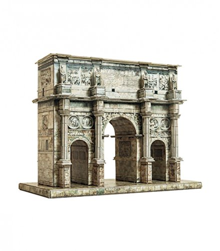UMBUM Innovative 3D Puzzle - Arch of Constantine - Rome, Italy - 6¼