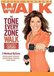 Leslie Sansone: The Tone Every Zone Walk