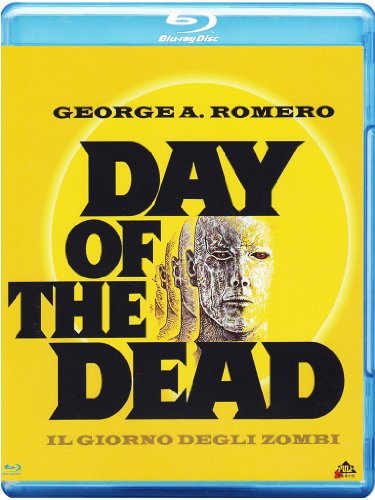 il giorno degli zombi - day of the dead (blu-ray) blu_ray Italian Import