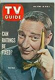 1960 TV Guide Jan 30 Garry Moore - Minnesota State