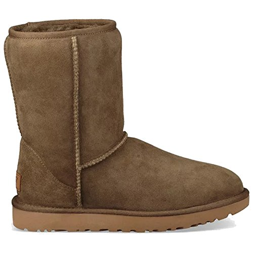 UGG Classic Short Boots II, 6M, Spruce (Uggs Leather)