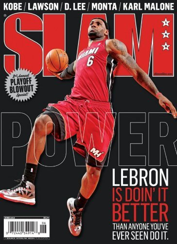 Slam Magazine (June 2013) LeBron James - Doin It Better....