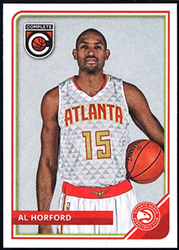 2015-16 Complete Basketball #1 Al Horford Atlanta Hawks Official NBA Trading Card made by Panini ()