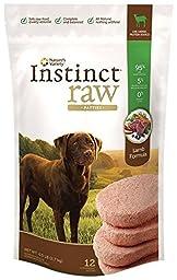 Nature\'s Variety Raw Patties Food, Lamb, 6-Pound