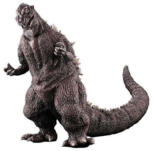 (Sci-Fi MONSTER soft vinyl model kit collection Godzilla 1954 About 20 cm PVC Unpainted assembly kit)