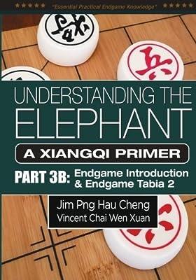 Understanding the Elephant: A Xiangqi Primer Part 3B: Endgame Tabia 2 (Volume 4)