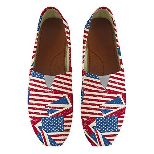 Y Flag1 Donna British HUGS CA482Z29 IDEA Casual O7Z5Zq