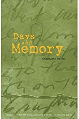 Days and Memory Paperback