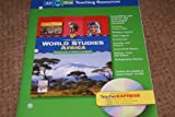Prentice Hall World Studies Africa: All in One Teaching Resources