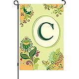 Cheap Premier 51363 Spring Monogram Flag, Letter C, 12-Inch