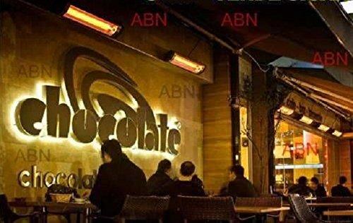 Very Powerful 2500 W Commercial Restaurant Indoor Outdoor Electric ...
