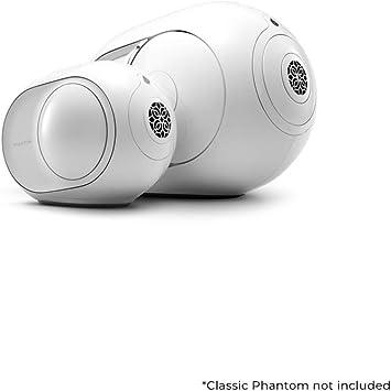Amazon Com Devialet Phantom Reactor 900 Compact Wireless Speaker 900 Watts 98 Db Iconic White Devialet Electronics
