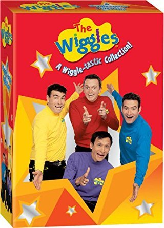 The Wiggles: A Wiggle-Tastic Collection: (Wiggly Safari/Wiggle Bay/Wiggly-Wiggly (Wiggly Collection)