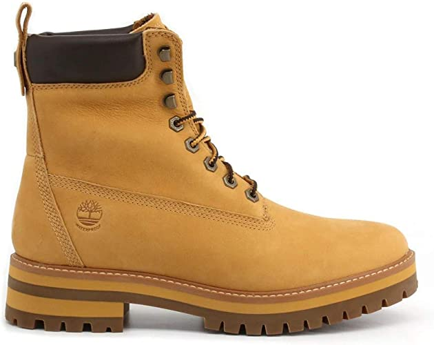 Timberland Men's Courma Guy Brown Waterproof Boot