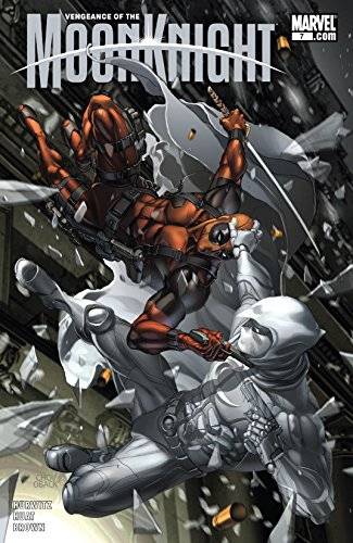 Vengeance of the Moon Knight (2009-2010) #7
