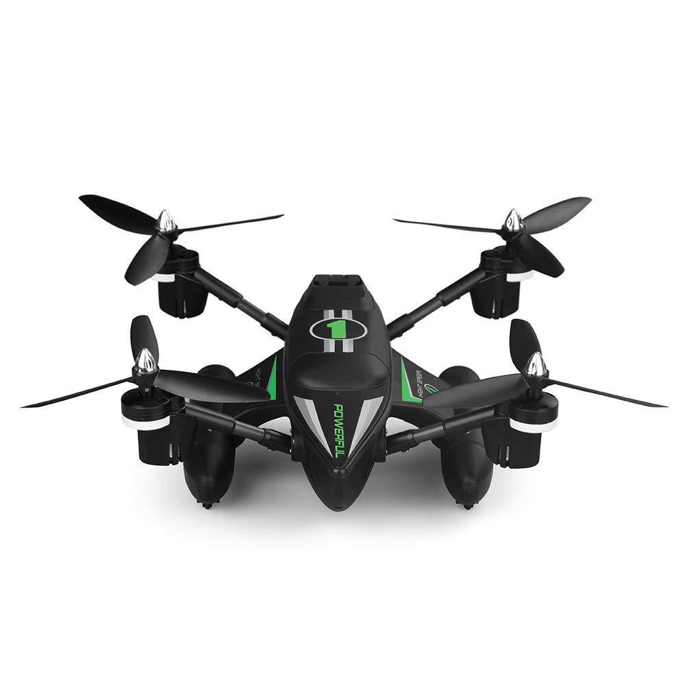 Four Drone con cámara, mar, Tierra y Aire Nave Espacial Anfibio ...