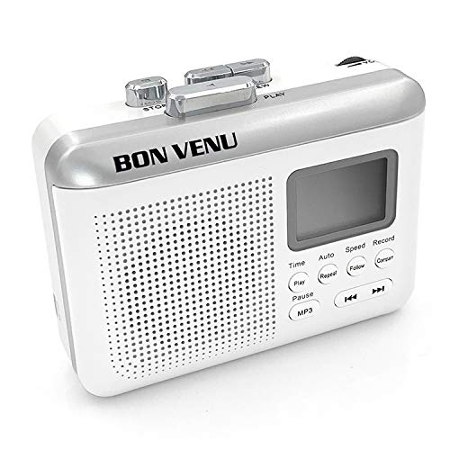 Bon Venu Portable Cassette to MP...