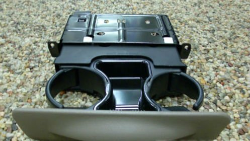 99 ford f350 cup holder - 1