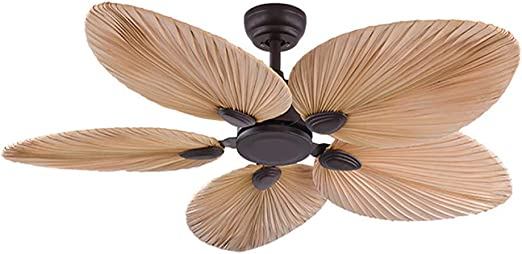 Amazon Com 52 Modern Ceiling Fan Asian Style Decorative Ceiling Fan No Light No Wind Decoration Ceiling Fan For Living Room Bedroom Hotel Home Kitchen